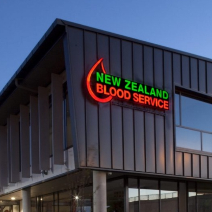 Nz blood foundation colour
